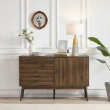 Maryln 51.96 Wide 3 Drawer Sideboard by George Oliver