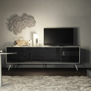 Affordable Riva TV Stand for TVs up to 70 by Orren Ellis Reviews (2019) & Buyer's Guide