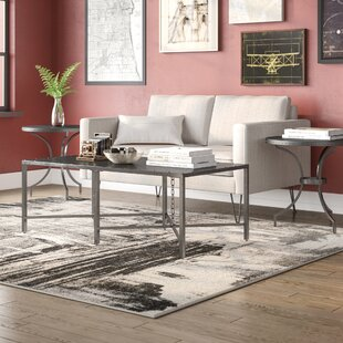 Carsonhill 3 Piece Coffee Table Set