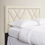 Upholstered Panel Headboard by House of Hampton®