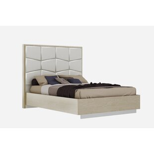 Kersh Upholstered Platform Bed by Everly Quinn