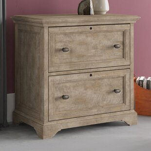 Ellenton 2 Drawer Lateral Filing Cabinet