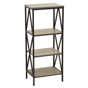 Player Etagere Bookcase by Gracie Oaks Coupon