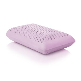 Zoned Dough Calming Lavender Infused Memory Foam Pillow