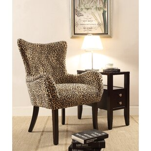 Price Check Galloway Wingback Chair ByBloomsbury Market