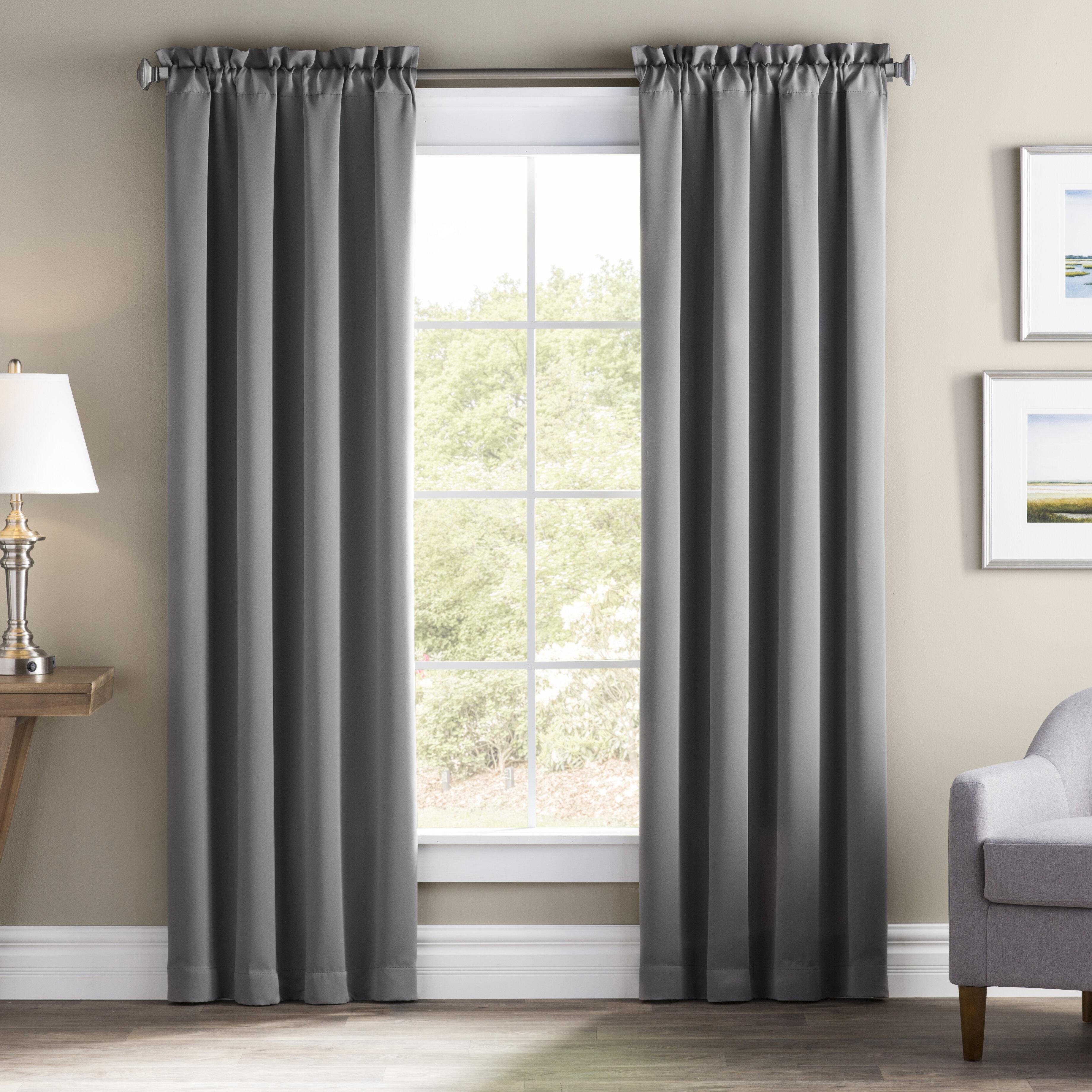 Window Treatments 101 Layering Curtains More Wayfair