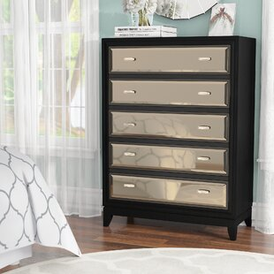 Guerrero 5 Drawer Double Chest by Willa Arlo Interiors