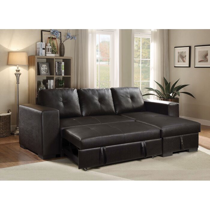 Petrone Right Hand Facing Sleeper Sectional