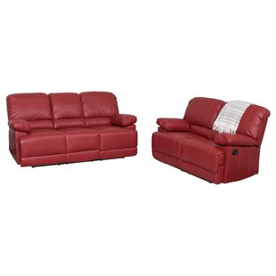 Savings Condron Reclining 2 Piece Living Room Set by Red Barrel Studio Reviews (2019) & Buyer's Guide