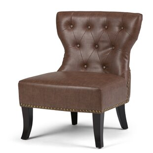Burriss Slipper Chair by Charlton Home