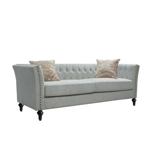 Speier Tufted Sofa by Charlton Home