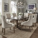 Hinsdale 7 Piece Dining Set by Greyleigh™