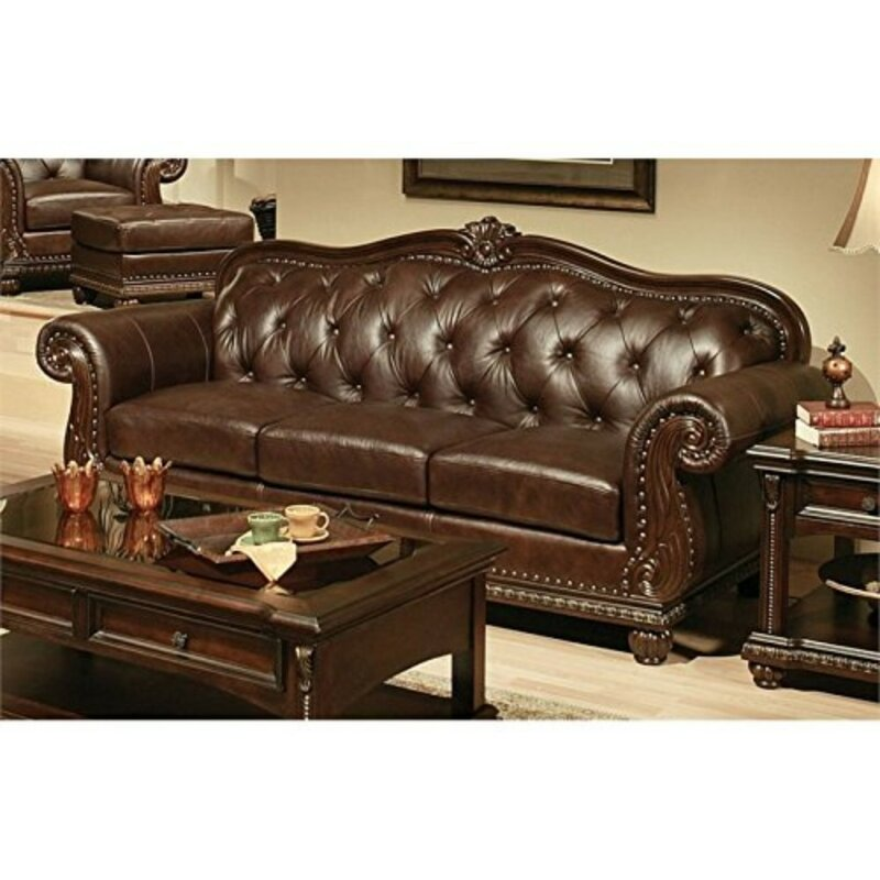 Surprising Stansell Vintage Sofa Theyellowbook Wood Chair Design Ideas Theyellowbookinfo