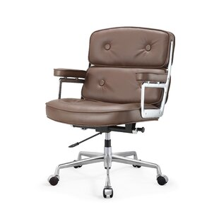 Genuine Leather Executive Chair by Meelano