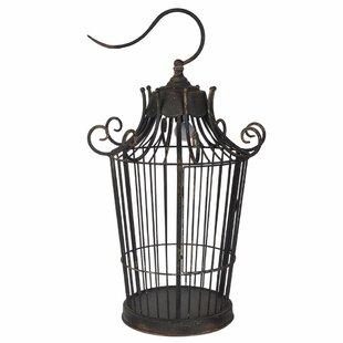Ellis Old-World Birdcage 27 Table Lamp