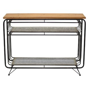 Bernhardt Metal End Table by Williston Forge Best
