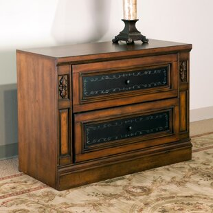Birkett Library 2 Drawer Chest By Astoria Grand