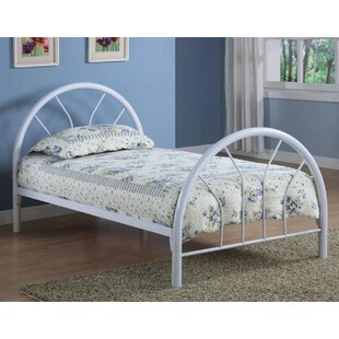 Sheetz Twin Platform Bed by Harriet Bee
