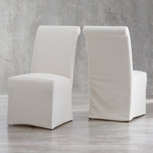 Lefebre Upholstered Parsons Chair (Set of 2) Birch Lane™ Heritage