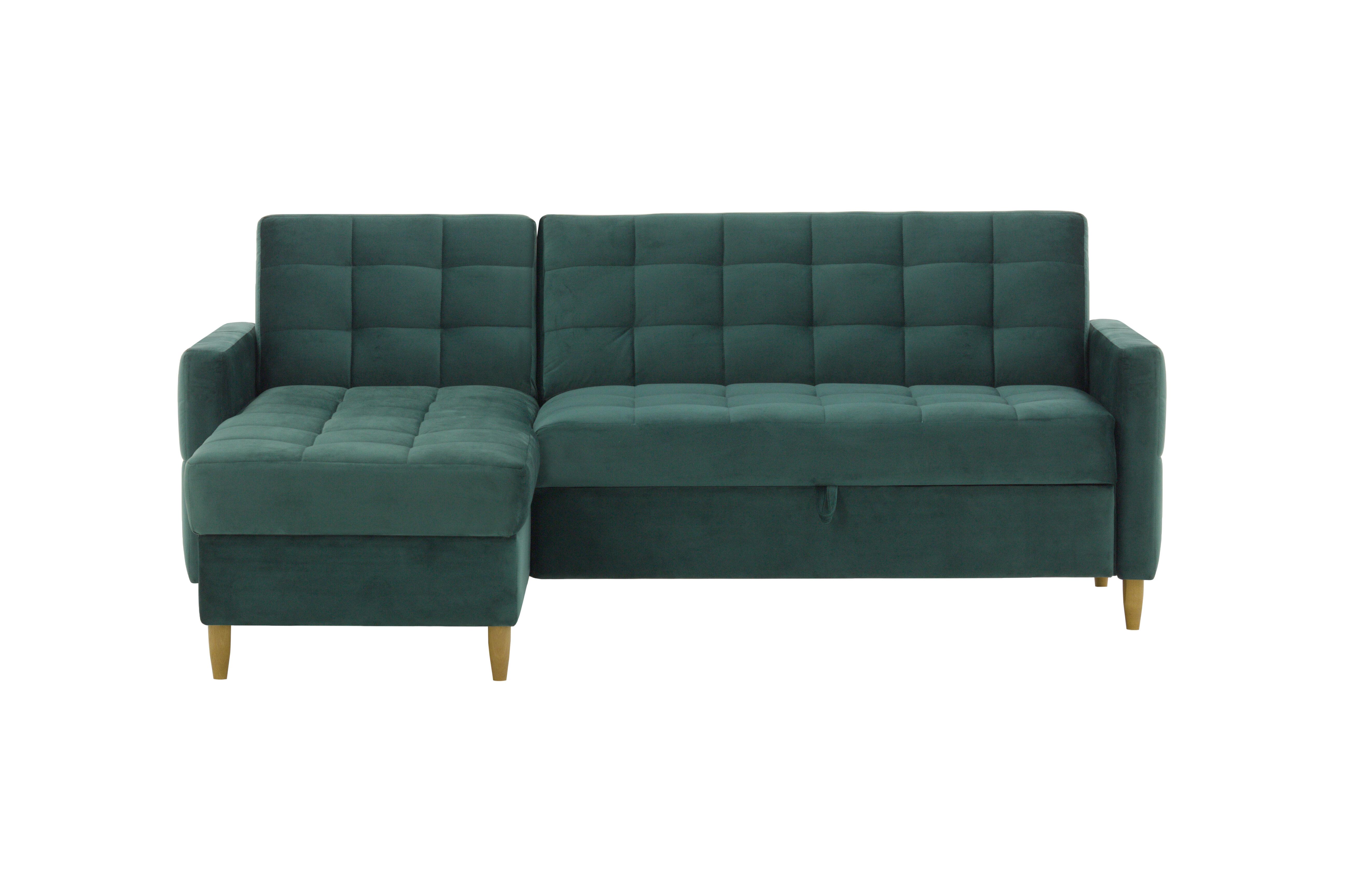 Holl Reversible Corner Sofa Bed