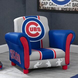 MLB Chicago Cubs Kids Chair