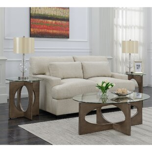Reviews Chenley 3 Piece Coffee Table Set By Orren Ellis