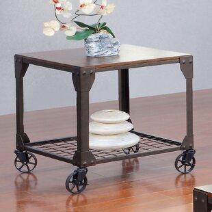 Reviews Hobart End Table ByTrent Austin Design
