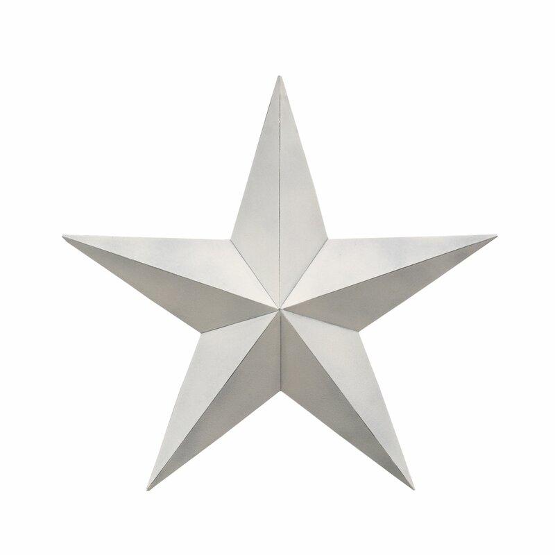 The Holiday Aisle Farmhouse Barn Star