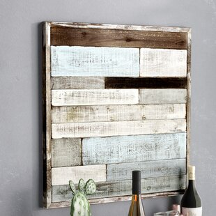 Rustic Wooden Letters For Wall Wayfair