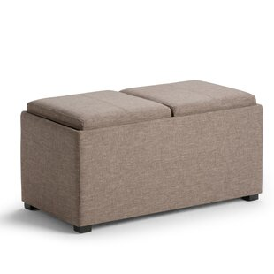 Allon 5 Piece Storage Ottoman