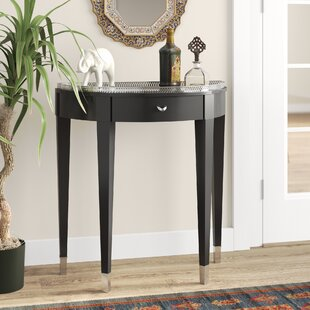 Thornaby Demilune Console Table