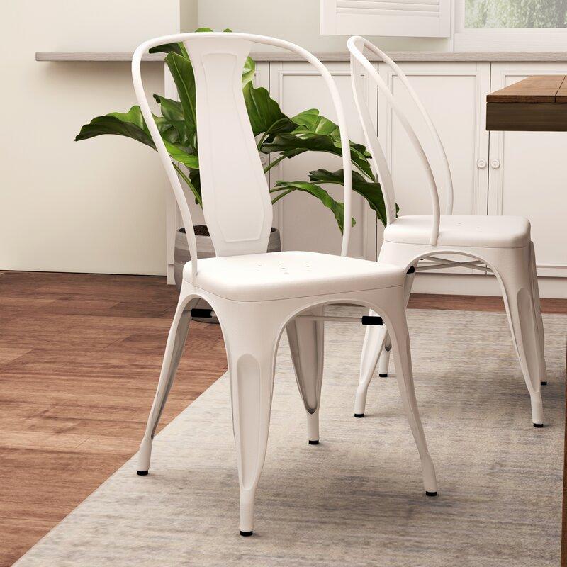 Sasha Vintage Stacking Dining Chair