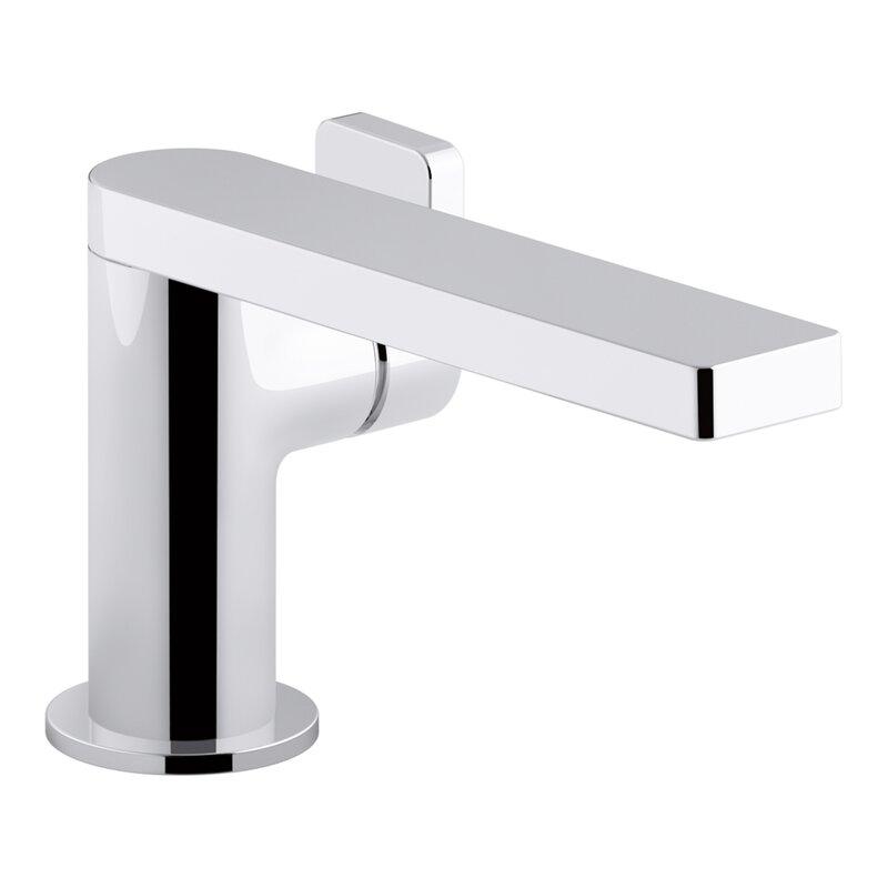Composed Single Handle Bathroom Faucet