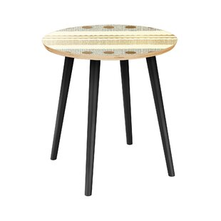 Purchase Honore End Table by Bungalow Rose