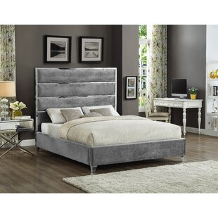 Inexpensive Dietz Upholstered Platform Bed by Orren Ellis Reviews (2019) & Buyer's Guide