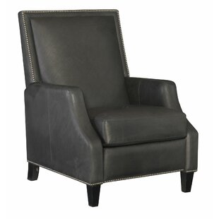 Forrest Leather Manual Recliner