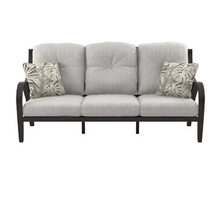 Kohn Patio Sofa with Cushions