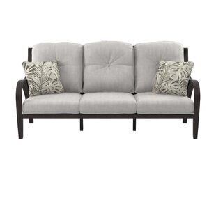 Kohn Patio Sofa with Cushions
