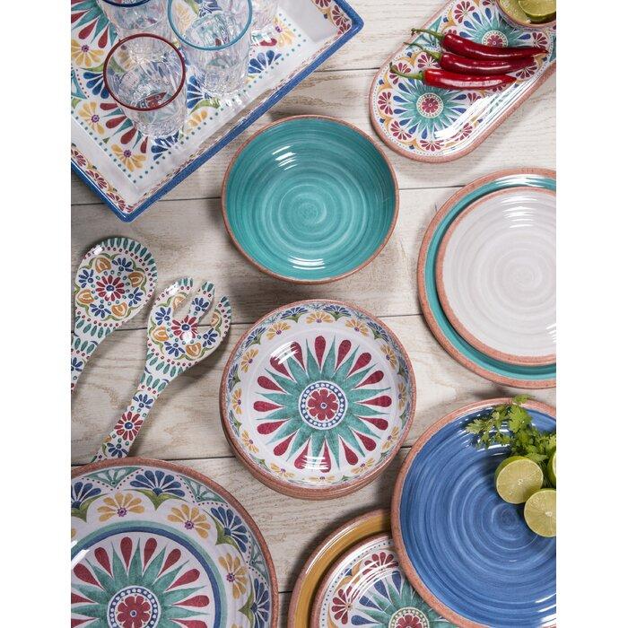 Rustic Swirl Melamine Dinner Plate  sc 1 st  Wayfair & TarHong Rustic Swirl Melamine Dinner Plate \u0026 Reviews | Wayfair.ca