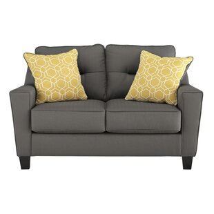 Huebert Loveseat by Andover Mills Herry Up