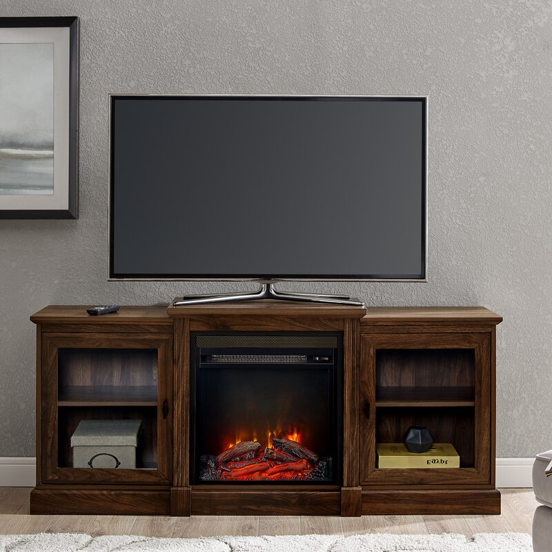 Millwood Pines Winterville Tv Stand For Tvs Up To 65 With