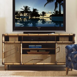 Read Reviews Twin Palms TV Stand for TVs up to 60 by Tommy Bahama Home Reviews (2019) & Buyer's Guide