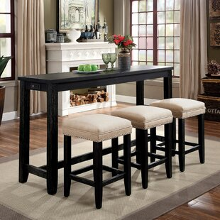 SkeltinCleveland 4 Piece Dining Set