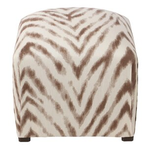 Griselda Small Ottoman by Bloomsbury Market