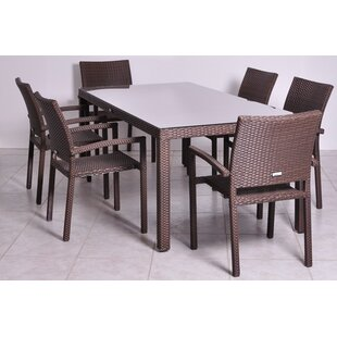 Liberty Dining Table International Home Miami