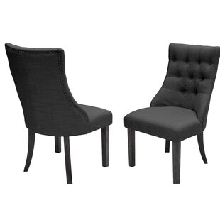 Rousseau Upholstered Dining Chair (Set of 2)