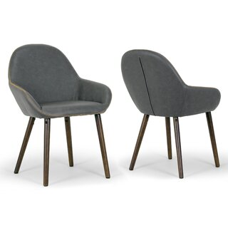 Alan Arm Chair (Set of 2) by Glamour Home Decor SKU:DD224983 Price Compare