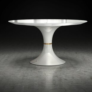 Waterloo Dining Table by Modloft Black Fresh
