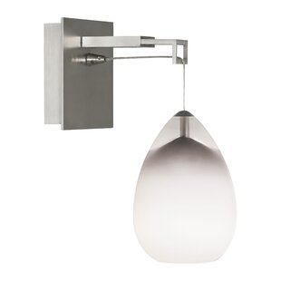 Read Reviews Ensu LED Armed Sconce By Tech Lighting