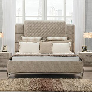McMillian Platform Bed by Everly Quinn